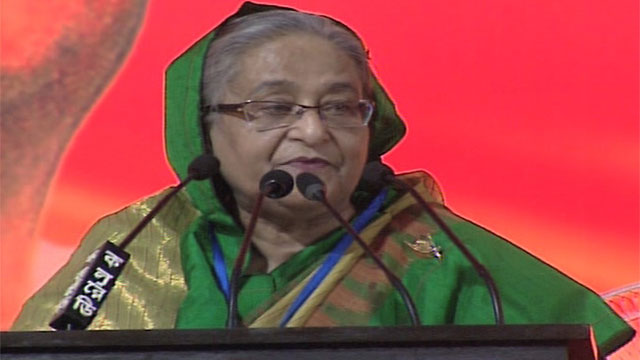 Hasina to blame grassroots if AL fails in next polls