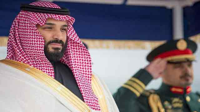 Princes and top officials remain jailed in Saudi Arabia: report