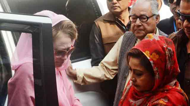 Khaleda Zia gets 6-month bail in Cumilla case