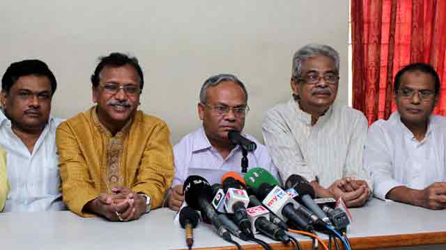 Over 400 leaders, activists arrested in a week: BNP