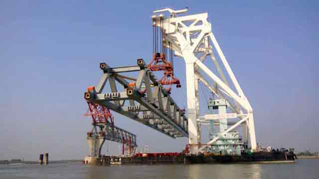 Timely completion of Padma Bridge work uncertain
