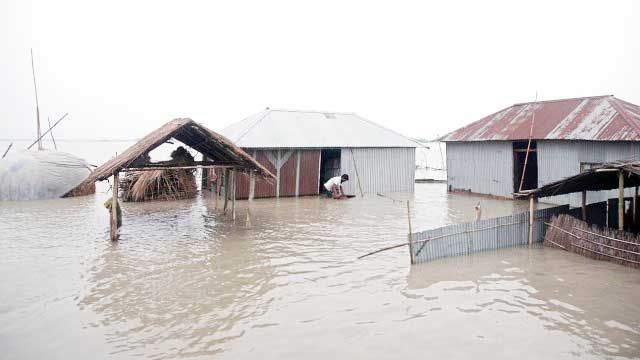 South Asia's 6m people under flood threat: IFRC