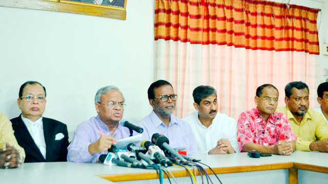 BNP smells AL involvement in Aug 21 attack