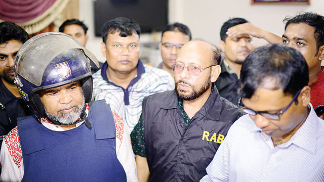 Tk1 crore FDR, Tk2 lakh cash recovered from councillor Mizan's residence