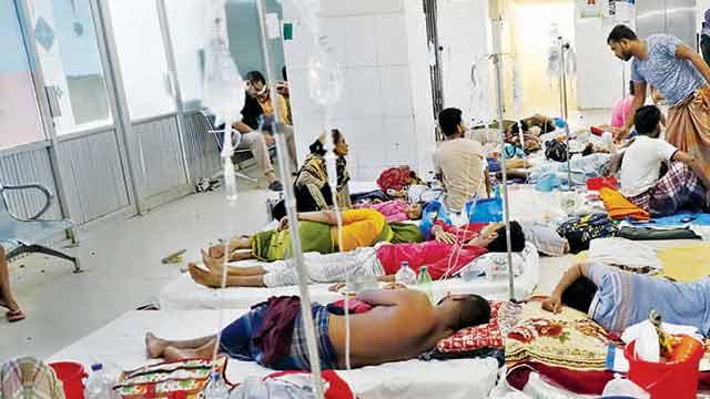 Govt confirms 98 dengue-related deaths
