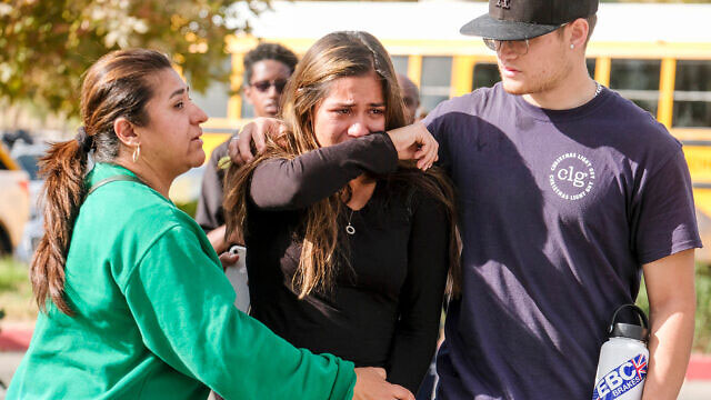2 killed as student opens fire in California high school