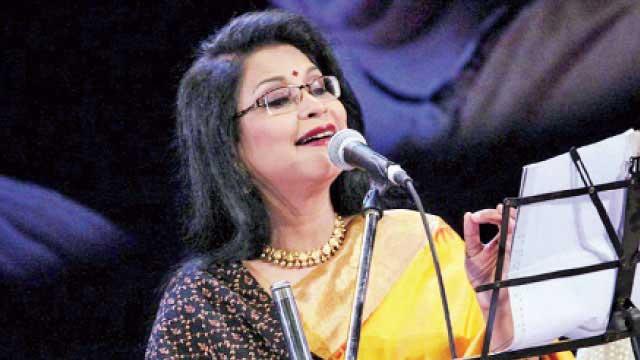 Eminent singer Rezwana Choudhury Bannya caught COVID-19