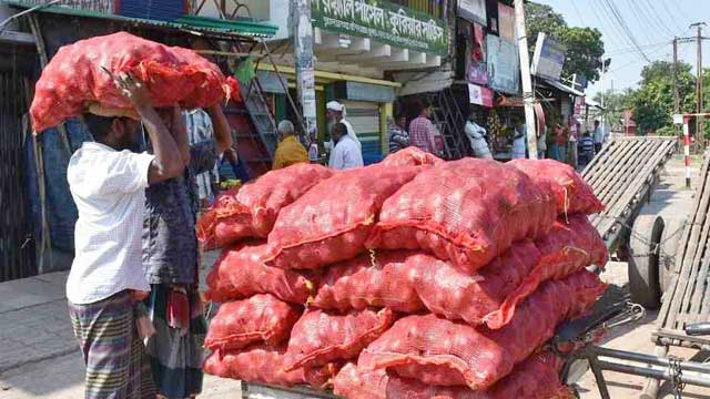 Ruling party syndicate behind onion price hike: BNP
