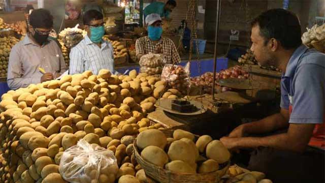 TCB to sell potato at Tk 25 per kg