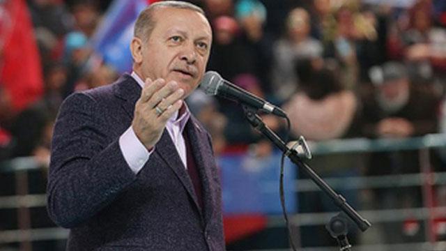 Israel a 'terrorist state' that kills children: Erdogan