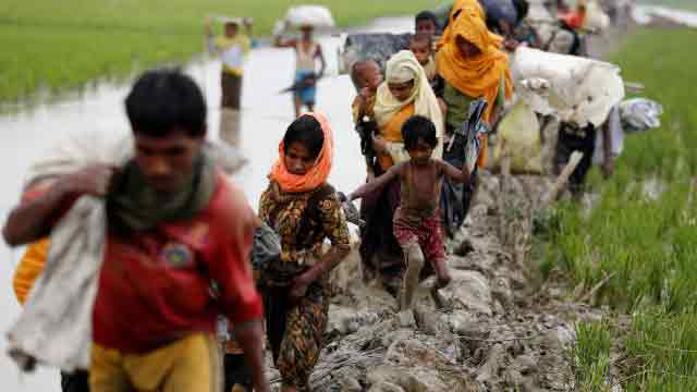 ICC judges to hold closed talks on Rohingya crisis