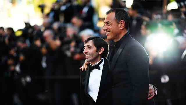Italy's new'Buster Keaton' wins best actor at Cannes