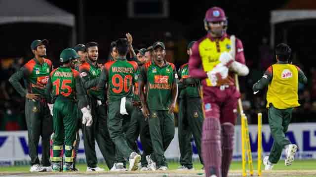Tigers lift T20 series