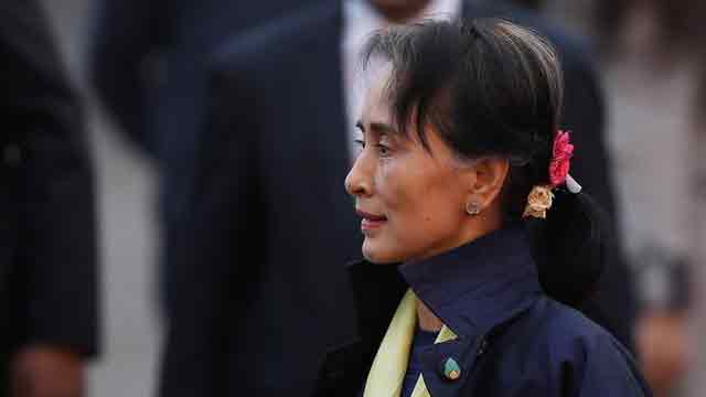 Suu Kyi should have resigned: UN human rights chief