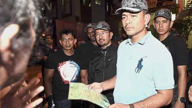 Bangladeshis among 500 held in Malaysia crackdown on illegal migrants