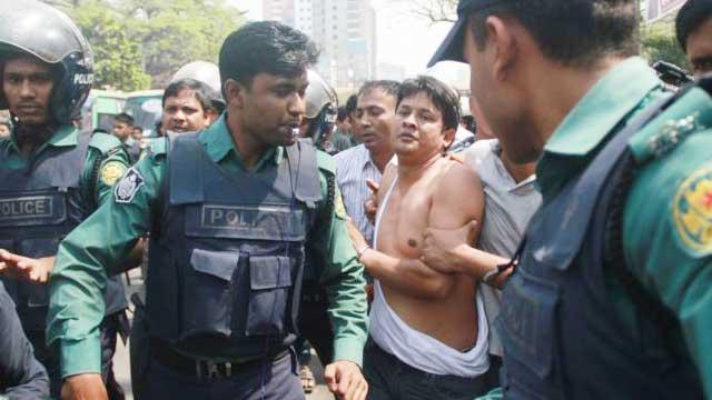 গণতান্ত্রিক দেশের তালিকায় নেই বাংলাদেশ
