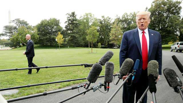 Trump says Taliban talks are dead