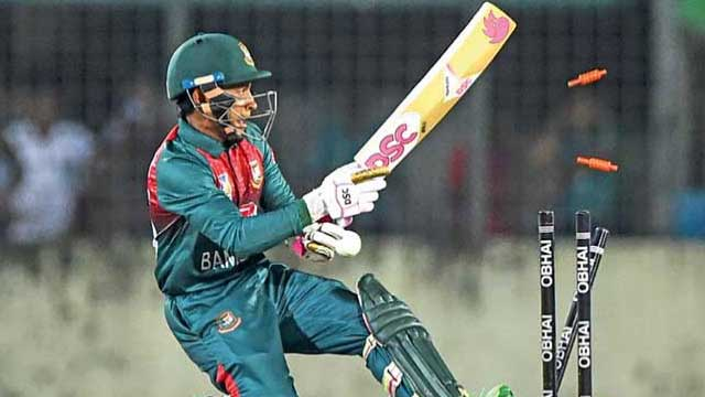 Bangladesh suffer another defeat to Afghanistan