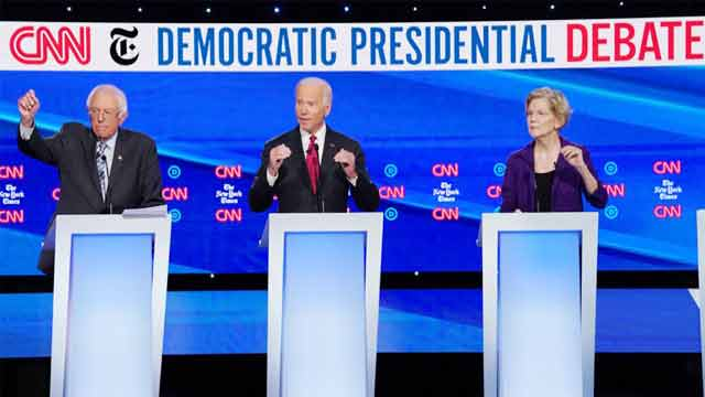 Democrats demand prosecution against Trump during fourth debate