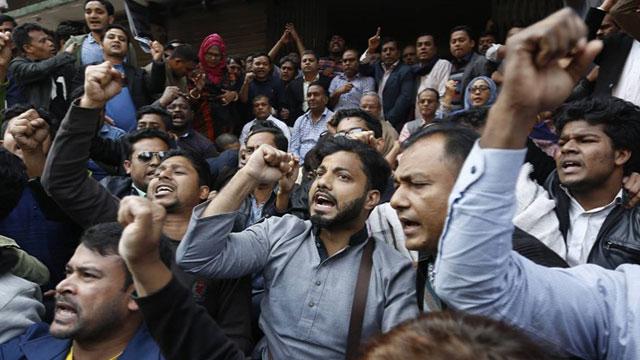 People spontaneously observing BNP's hartal: Rizvi