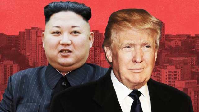 Trump confirms NKorea's Kim alive