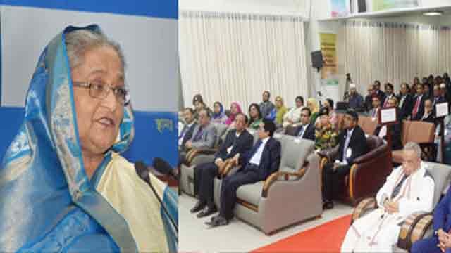 Hasina warns against corruption, financial irregularities