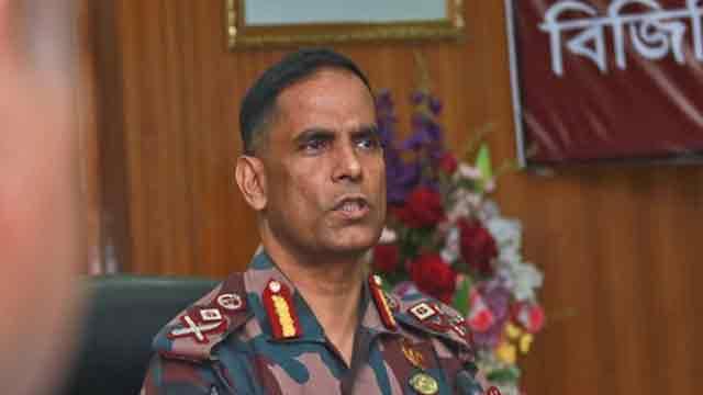 BGB chief Abul Hossain withdrawn