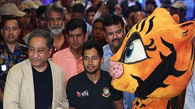 Bangladesh slowly gaining confidence in T20s, says Mushfiqur