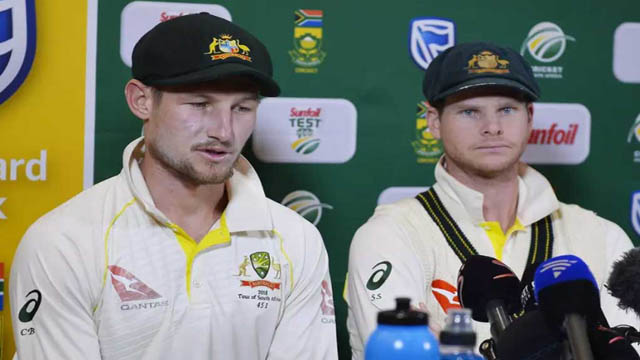Smith banned for one match, Bancroft fined