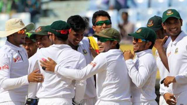 Tigers record best Test ranking