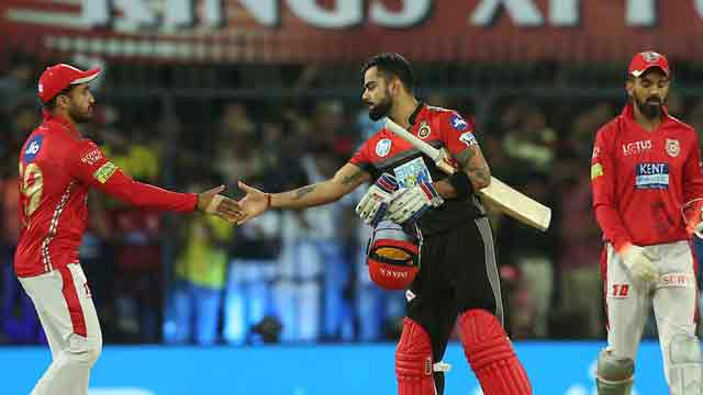 All-round Royal Challengers Bangalore beat Kings XI Punjab by 10 wickets