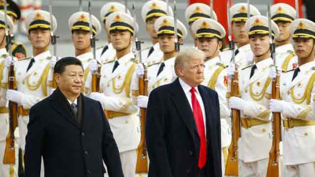 Trump threatens higher tariffs on Chinese imports