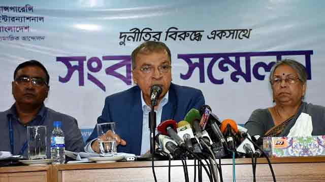 Law enforcement agencies most corrupt: TIB