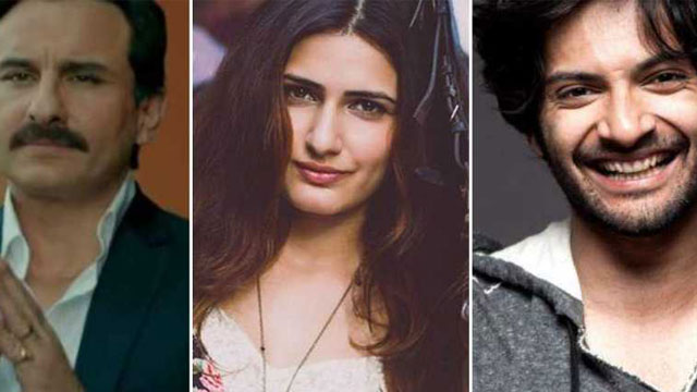 Saif Ali, Fatima Sana and Ali Fazal team up for 'Bhoot Police'