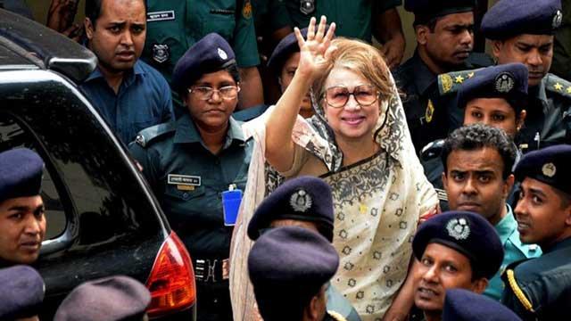 HC to pass orders on Khaleda Zia's bail pleas Tuesday