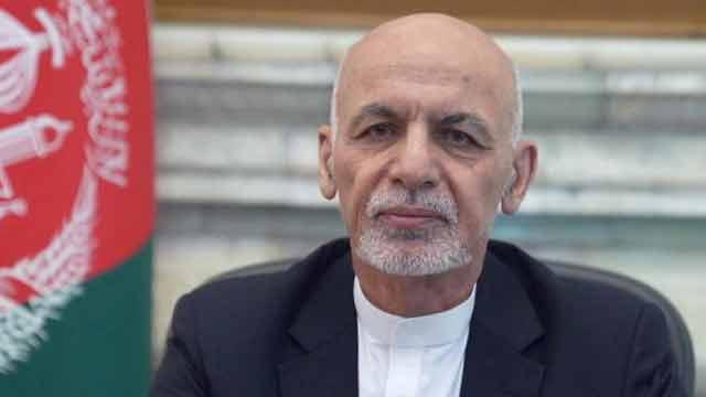 Afghan President Ghani leaves for Tajikistan