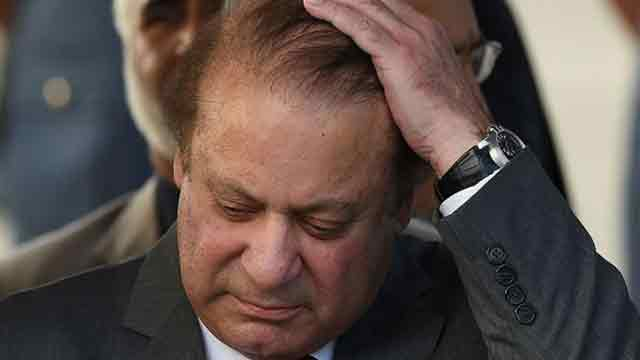 Nawaz disqualifies as party chief