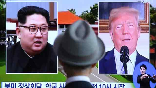 North Korea talks moving 'more quickly than expected'