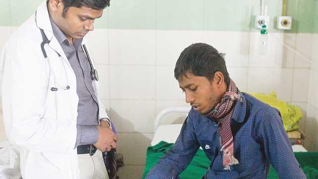 BSMMU sets up 'fever clinic' at Betar Bhaban
