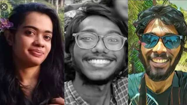 Stamford University students who worked with Sinha now in jail