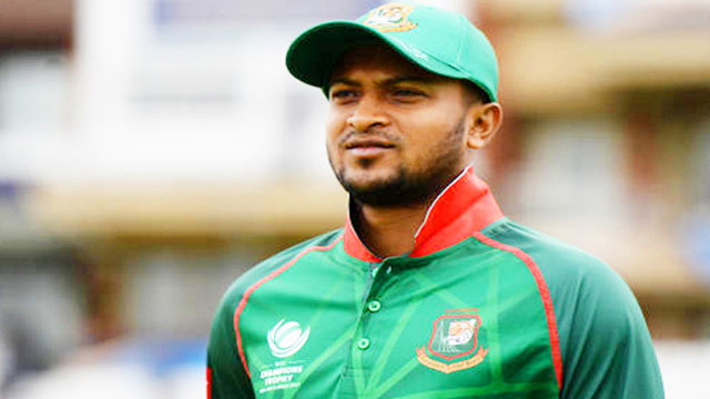 Shakib gets spot in Cricket Australia's best T20 XI