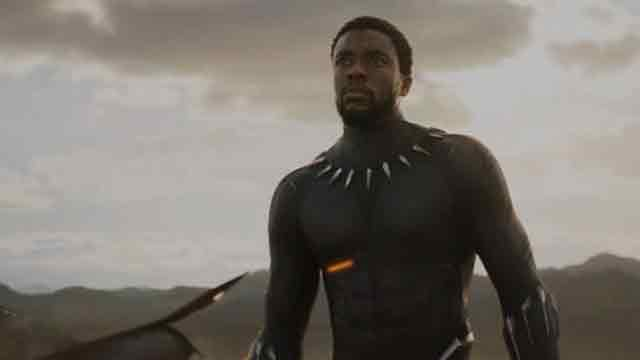 'Black Panther' nears all-time record