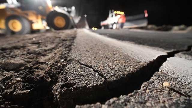 California earthquake: Larger 7.1 magnitude quake hits