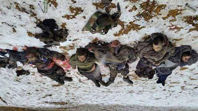 কাশ্মীরে নিরাপত্তা বাহিনীর গুলিতে নিহত ৫