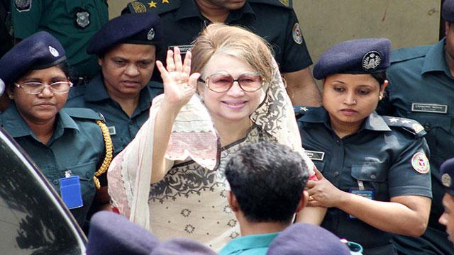 কুমিল্লায় খালেদা জিয়ার জামিনের শুনানি ৩০ আগস্ট