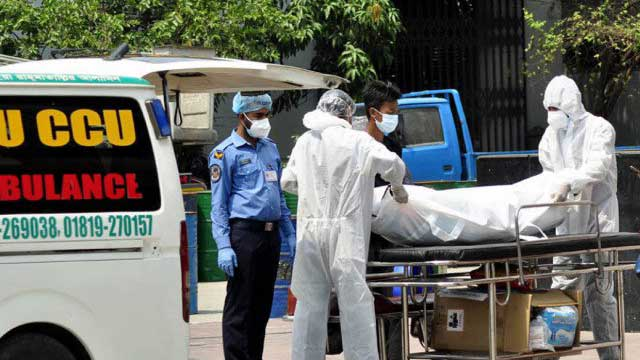 New daily records of 247 Covid deaths, 15,192 cases in Bangladesh