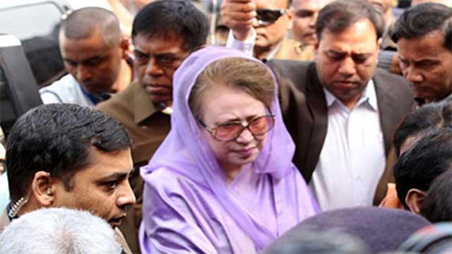 'ACC fails to prove graft charges against Khaleda Zia'