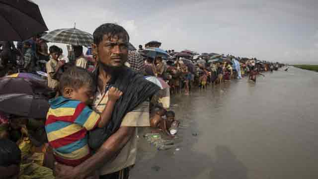 Army's rape of Rohingya women sweeping, methodical