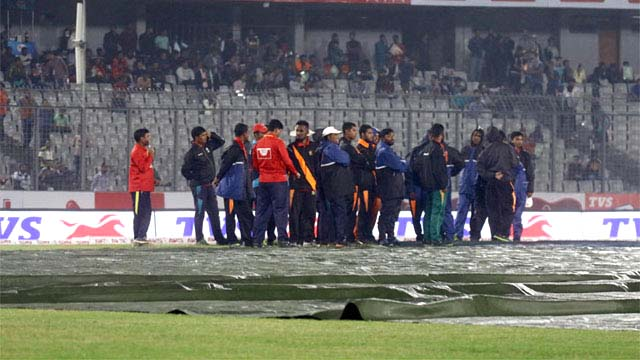 Suspended BPL 2nd qualifier to continue Monday