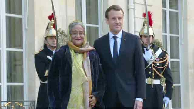 Rohingya influx causes severe effect on environment, says Hasina